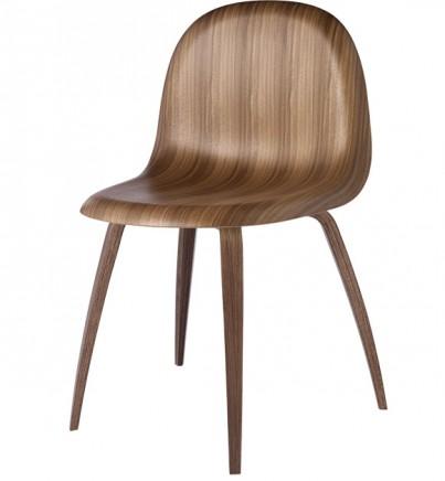 GUB_Gubi 5 chair_4 leg timber base (15)