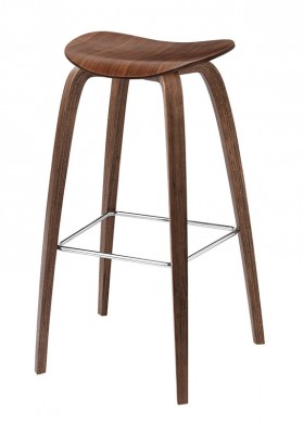 GUB_Gubi 2D stool_4 leg timber base (1)