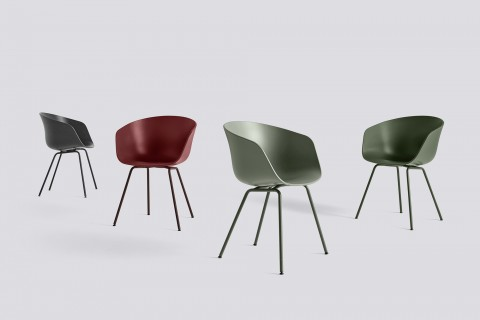 About A Chair : hay about a chair in new colours designfarm ~ A.2002-acura-tl-radio.info Haus und Dekorationen