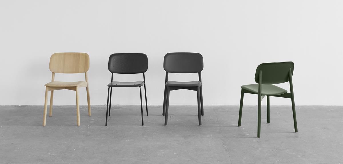 hay soft edge chair designfarm. Black Bedroom Furniture Sets. Home Design Ideas