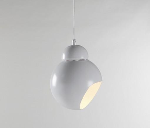 Bilberry A338 light fitting design Alvar Aalto 1950s