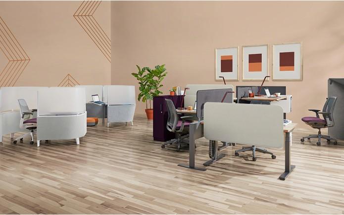 Chair Adjustable Standing Desk