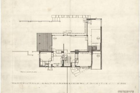 the-aalto-house-ground-floor-plan-drawing-alvar-aalto-museum-988x659